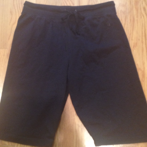 My new black shorts